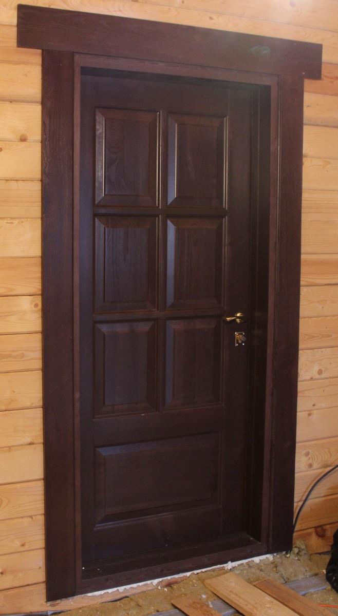 Входные двери для частного дома утепленные своими руками 10